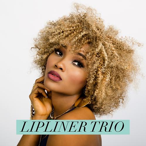 Lipliner Trio Bundle