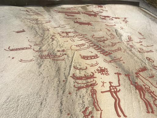 Die Felsbilder von Tanum