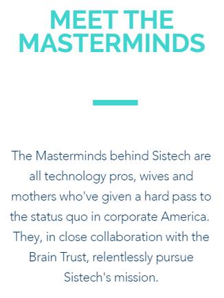 Sistech Masterminds