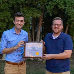 INSPRA Award of Excellence: Website Redesign