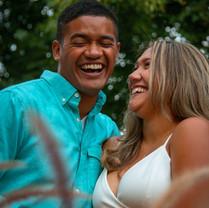 Alyssa and Carson Engagement Photoshoot