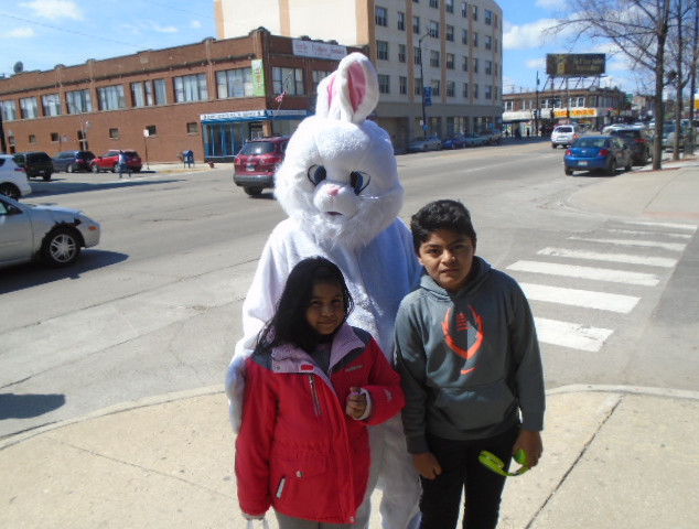 Bunny on North Avenue.jpg