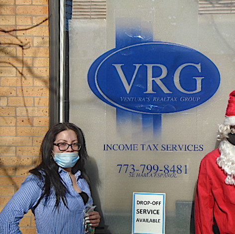VRG Tax Services