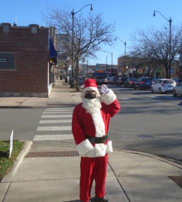 Santa & Armitage & Keystone
