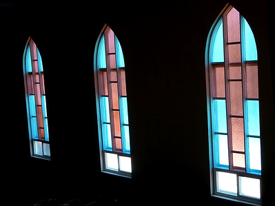 Stained Glass Window Image