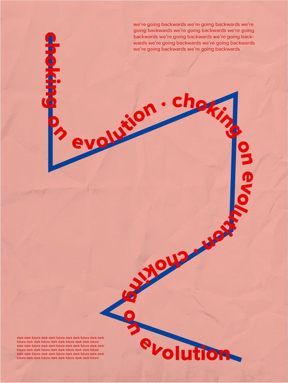 Chocking on Evolution