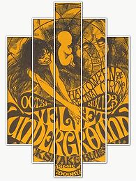 The Velvet Underground Original Concert Handbill