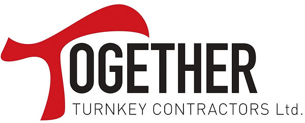 TOGETHER TURNKEY CONTRACTORS Ltd  Logo C