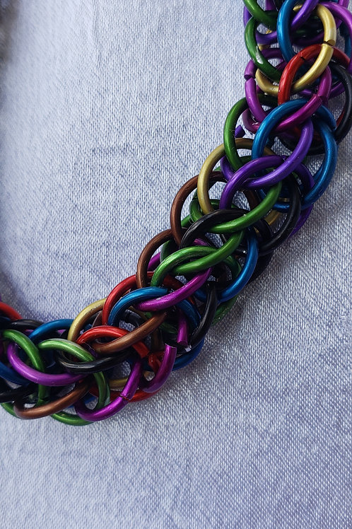 colorful Wallet Chain