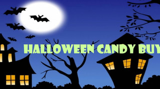 Cash For Your Halloween Candy