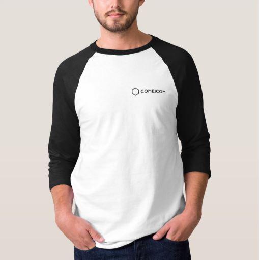 Basic 3-4 Sleeve Raglan T-Shirt
