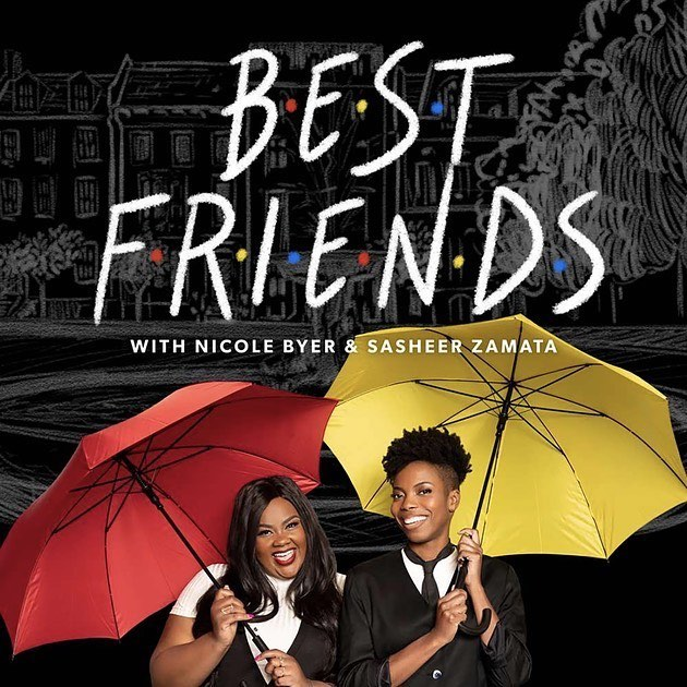 Coming to Earwolf June 12th, 'Best Frien