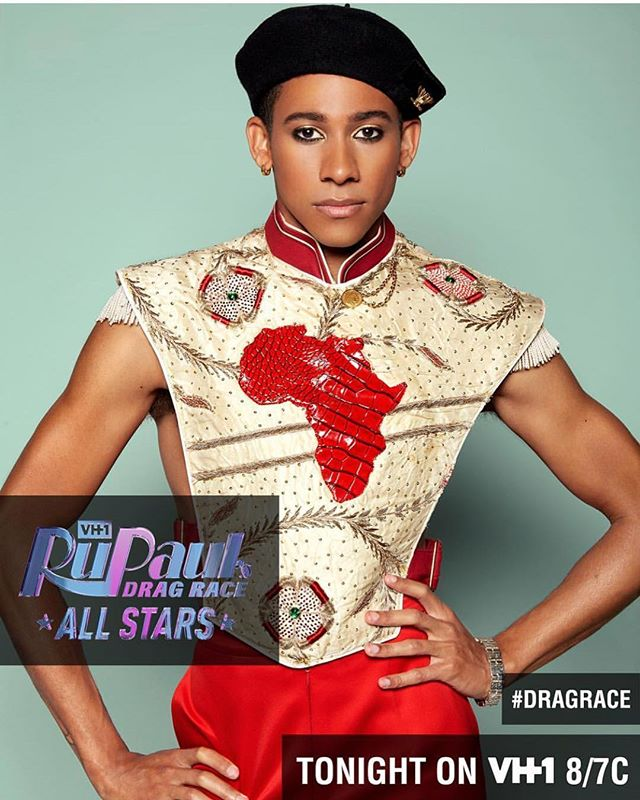 Tonight don't miss _rupaulsdragrace #all