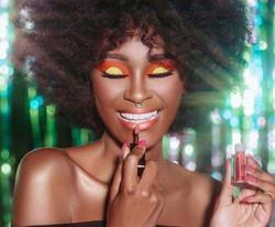 #boxycharm x _lauraleelosangeles _Makeup