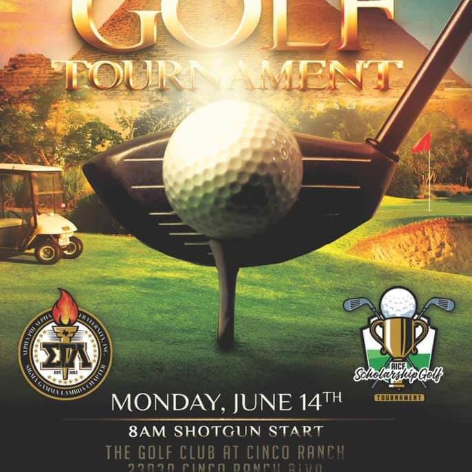 AICF Annual Golf Tournament