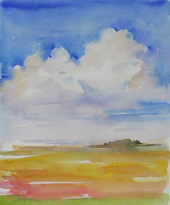 Blue Skies - Prints