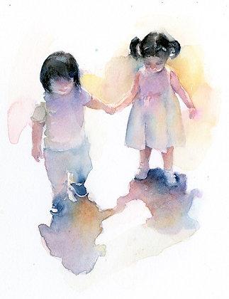 Sisters - 8x10