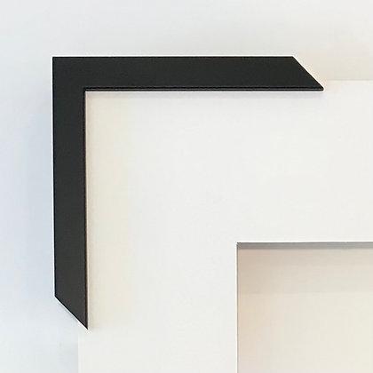 Black Frame & Mat