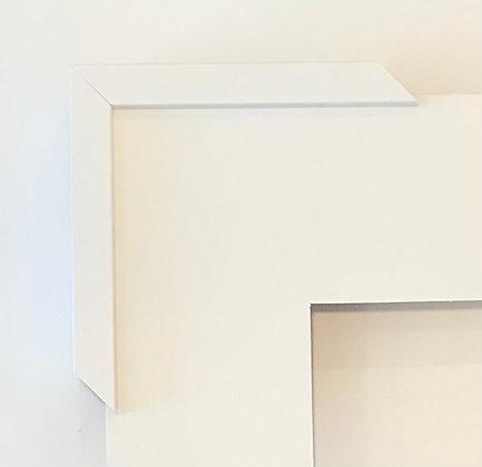White Frame & Mat