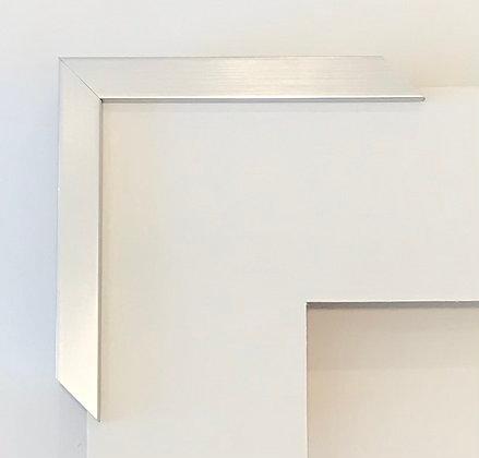 Silver Frame & Mat