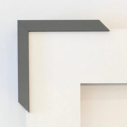 Grey Frame & Mat