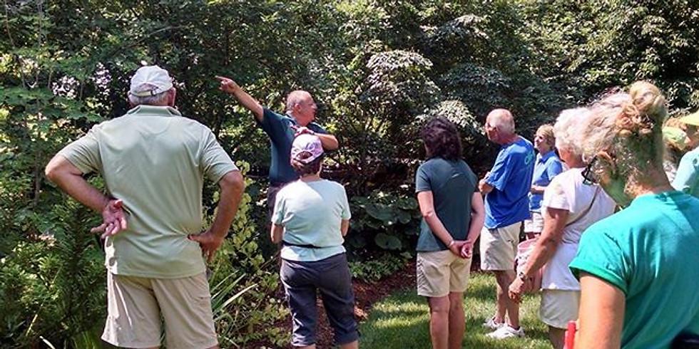 Pruning Shrubs with Bill Harris