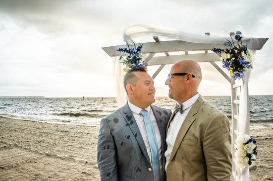 Wedding Photography www.timelesstampa.com LGBT friendly Vendor