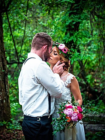 Bridal Portraits in Tampa - 813-563-3099