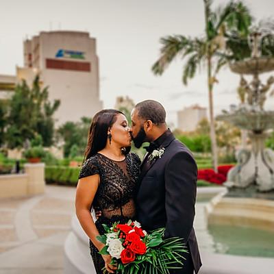 Lori + Morio's Wedding