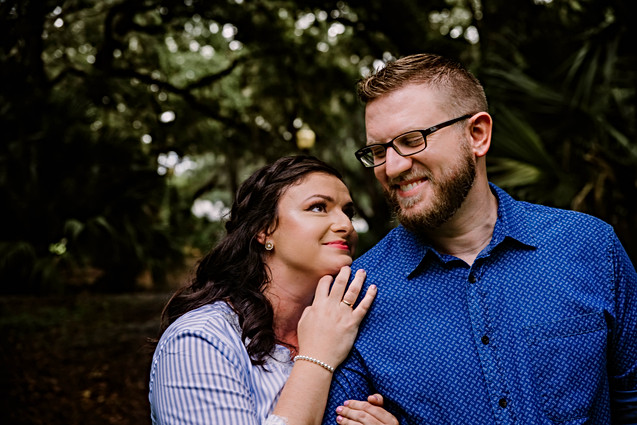 Engagements - Lemon Park