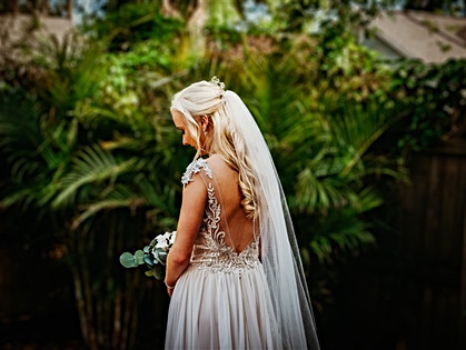Bridal Portaits in Tampa - Timeless Photography - Tampa