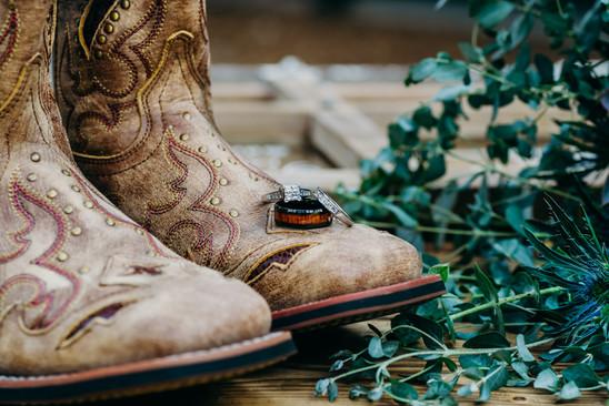 Wedding at Southern Streams Ranch