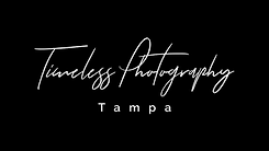 Timeless Photography - Tampa Logo www.timelesstampa.com