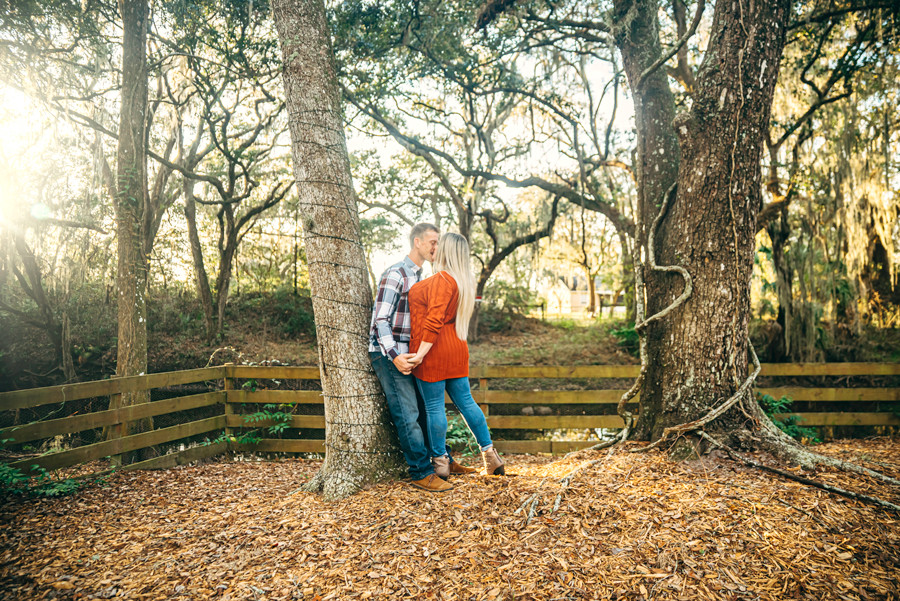 Engagement at Southern Streams Ranch Fea