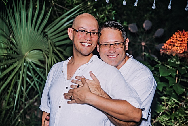Tampa LGBT Gay Wedding Photographer