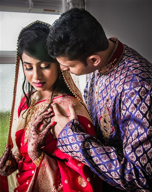 Wedding Photography www.timelesstampa.com Intimate Indian Wedding