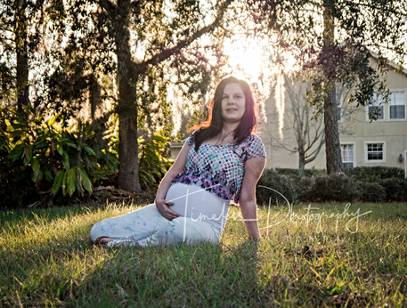 Your Neighborhood - Maternity Photography