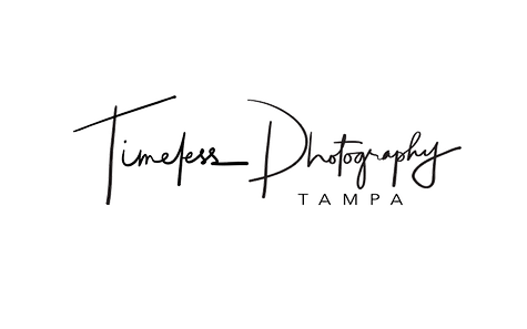 Timeless Photography - Tampa Logo