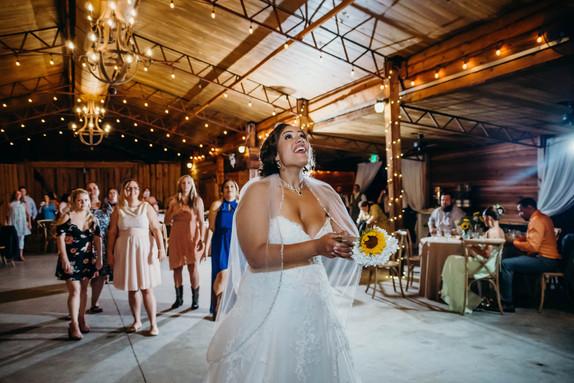 Wedding at Prairie Glen Farm
