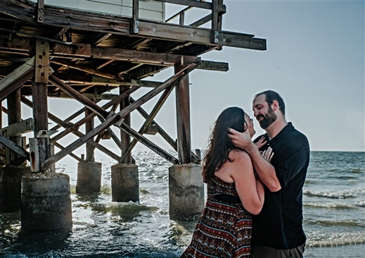 Engagement Photography Reddington Beach