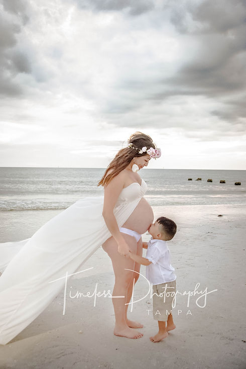 Maternity Photography Tampa www.timeless
