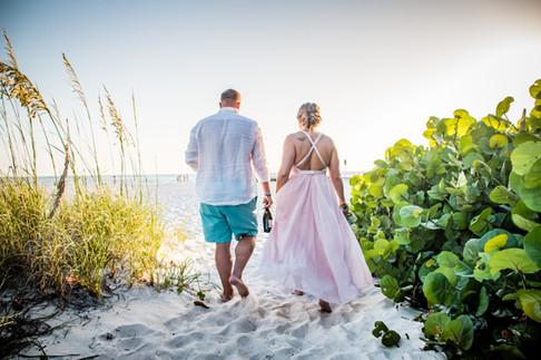 Wedding Photography www.timelesstampa.com Sand key Beach
