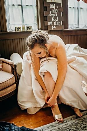 Wedding Photography - Andrews Chapel