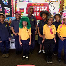 Red Ribbon Week Hat Day