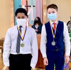 Sixth Grade Winners