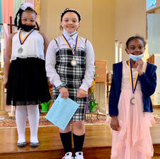 Third Grade Winners