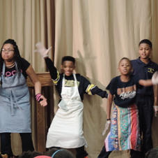 School Assembly Performance