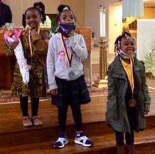 Kindergarten Winners
