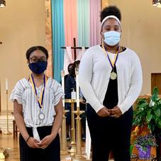 Seventh Grade Winners