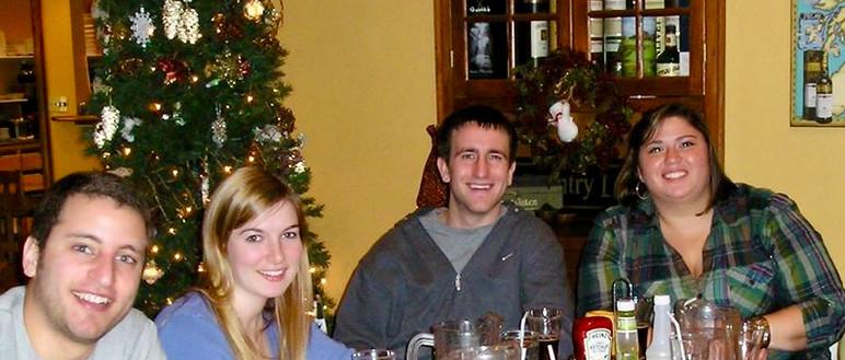 Carly, Andrew & Natalia